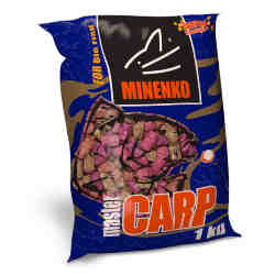 Пеллетс MINENKO Master Carp FRUIT MIX 14мм