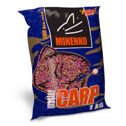 Пеллетс MINENKO Master Carp FRUIT MIX 5мм